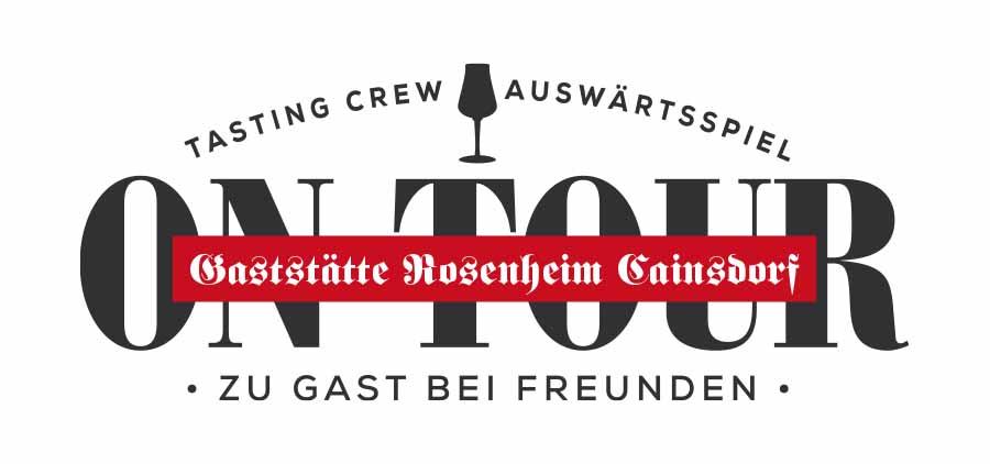 On Tour: Gaststätte Rosenheim Cainsdorf NEU!
