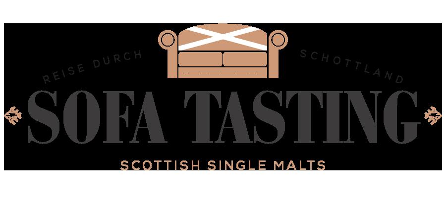 Sofa Tasting durch Schottland